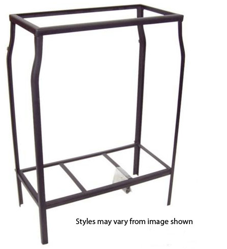 blk metal stand